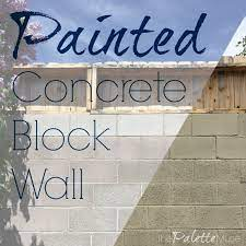 from boring concrete wall to pretty