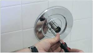 how to repair a single handle delta shower faucet delta single handle bathtub faucet repair fix