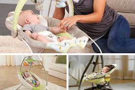 The 10 Best Baby Swing - Sleeping Through The Night - Mammy 101