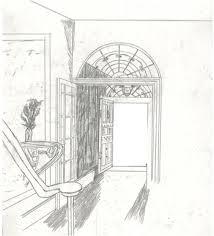 half open door drawing. Perfect Open Alluring Open Closet Door Drawing With To Half W