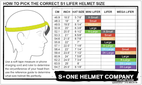 Bauer Helmet Size Chart S1 Mega Lifer Helmet Black Matte
