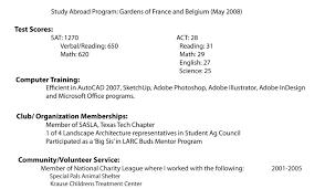 Awesome Resume Summary Eliolera Com