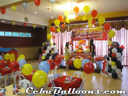 Cars Party Decorations Balloon Decoration Party Party Favors Ideas