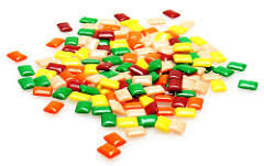 Tiny Size Chiclets - Candy Blog