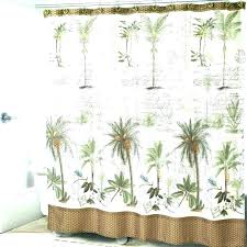 palm trees curtains palm tree curtains decorating shower cool a fabric colony tropical curtain window shower palm trees