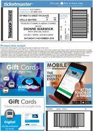 Le billet collector est un billet souvenir original au format carte qui donne un accès direct à l'événement grâce à son code billetcollector™, collectible ticket for real fans. Ticketmaster Digital Tickets Page 1 Line 17qq Com