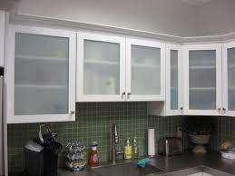 Beautiful Frosted Glass Kitchen Cabinet Doors Design Ideas Yentuacom