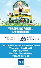 ype beer garden email