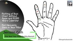 Easy To Remember Bazi Formula To Plot Heaven Stem In Year Pillar W Jenson Goh Fengshui Bazi Club