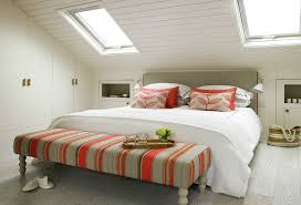 Attic Bedroom Design Ideas Cool How To Decorate Rooms With Slanted Ceiling Design Ideas