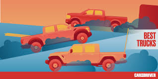10 Best Pickup Trucks of 2019-2020 - New Pickup Trucks
