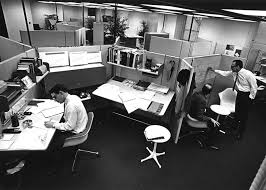 office cubicle design. The Office Cubicle: From Commercial Flop To Best-selling Design Classic Cubicle