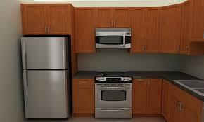 Kitchen Cabinets Refrigerator Cabinet Refrigerator Kitchen Cabinet