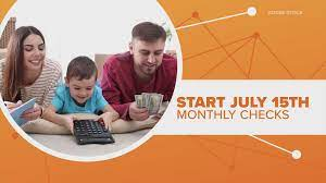 Child tax credit checks going out July ...