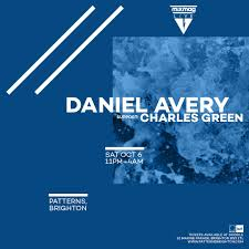 Avery Event Tickets Ra Mixmag Live Daniel Avery At Patterns South East 2018