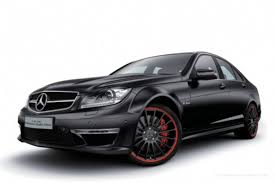 Mercedes-Benz C63 AMG Performance Studio Edition   Japan Exclusive ...