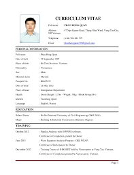 Pipeline Engineer Sample Resume Extraordinary Subsea Pipeline Engineer CV