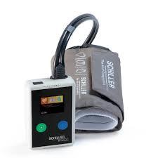 Blood Pressure Recording Blood Pressure Recorder Schiller Br 102 Plus Manufacturer From