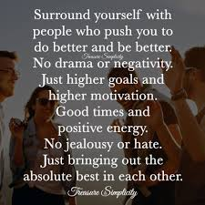 Surround Yourself With People Who Treasure Simplicity فيسبوك