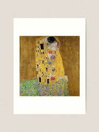 """The <b>Kiss</b> (Lovers) - Gustav <b>Klimt</b>"" Art Print by <b>mac</b>-shop   Redbubble"