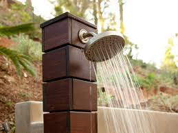 design ideas outdoor showers and tubs