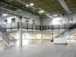 office mezzanine. Nike Mezzanine - PortaFab Modular Building Systems Office