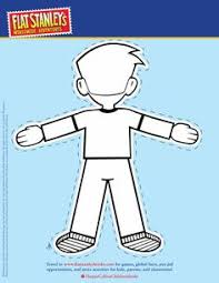 42 Best Flat Stanley Images Flat Stanley Template 1st Grade