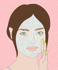 should you be exfoliating in the morning or at night