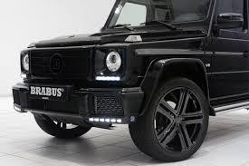 Brabus Mercedes-Benz G500 V8 Turbo G-Wagon
