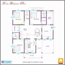 single floor 4 bedroom house plans kerala beautiful kerala style 3 bedroom single floor house plans
