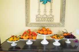 Kitchen Garden Produce Entertaining From An Ethnic Indian Kitchen Garden Party
