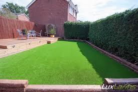 artificial grass installation. Artificial Grass Lawn Installation - Worksop, Nottinghamshire