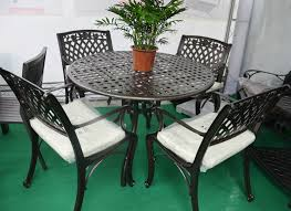 get ations soon maple home cast aluminum outdoor garden patio terrace balcony garden table and chairs bination of