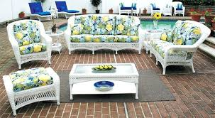 white wicker patio furniture white wicker patio furniture sectional white serving console table white aluminum framed