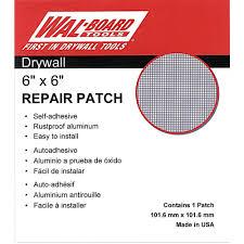 drywall self adhesive wall repair