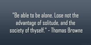 32 Engaging Quotes About Being Alone via Relatably.com