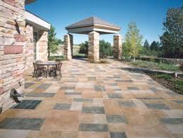 stains 101 for concrete patios
