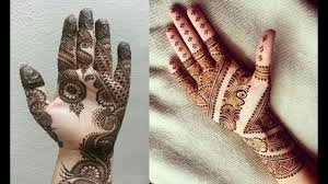 Mehndi Design Front Simple And Easy Mehndi Designs Front Simple Mehndi Design