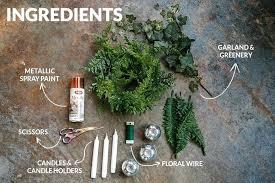 diy greenery garland garland centerpiece tutorial a practical wedding diy fresh greenery garland diy artificial greenery garland