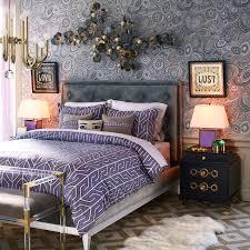 templeton king bed  modern furniture  jonathan adler