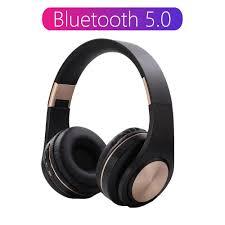 <b>Tourya</b> A1 Bluetooth 5.0 Wireless <b>Headphone</b> With <b>HD</b> MIC <b>Headset</b> ...
