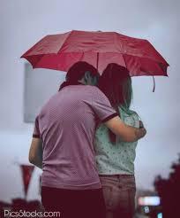 Sweet Cute Romantic Love Couple ...
