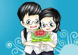 100+ hình ảnh chibi dễ thương về tình yêu - hinhanhsieudep.net