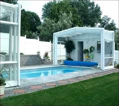 pool privacy fence ideas above ground