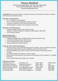 Best Resume Format For Recent College Graduates Free Resume Template For Recent College Graduate Resume
