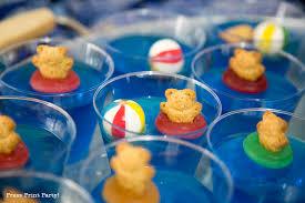 Beach Ball Decoration Ideas Beach Ball Pool Party Birthday Bash Press Print Party 70