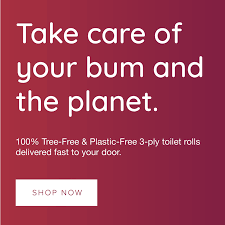 Save Trees With Each Wipe | 100% Tree-Free Toilet Paper Delivered ...