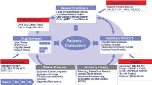 stakeholders in healthcare figure 1 healthcare ecosystem stakeholders scientific diagram