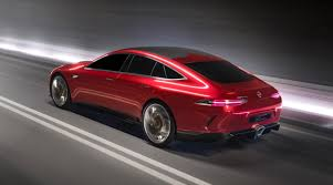 Mercedes-AMG GT Concept: Driving Performance of the future.