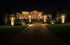front yard led outdoor lights